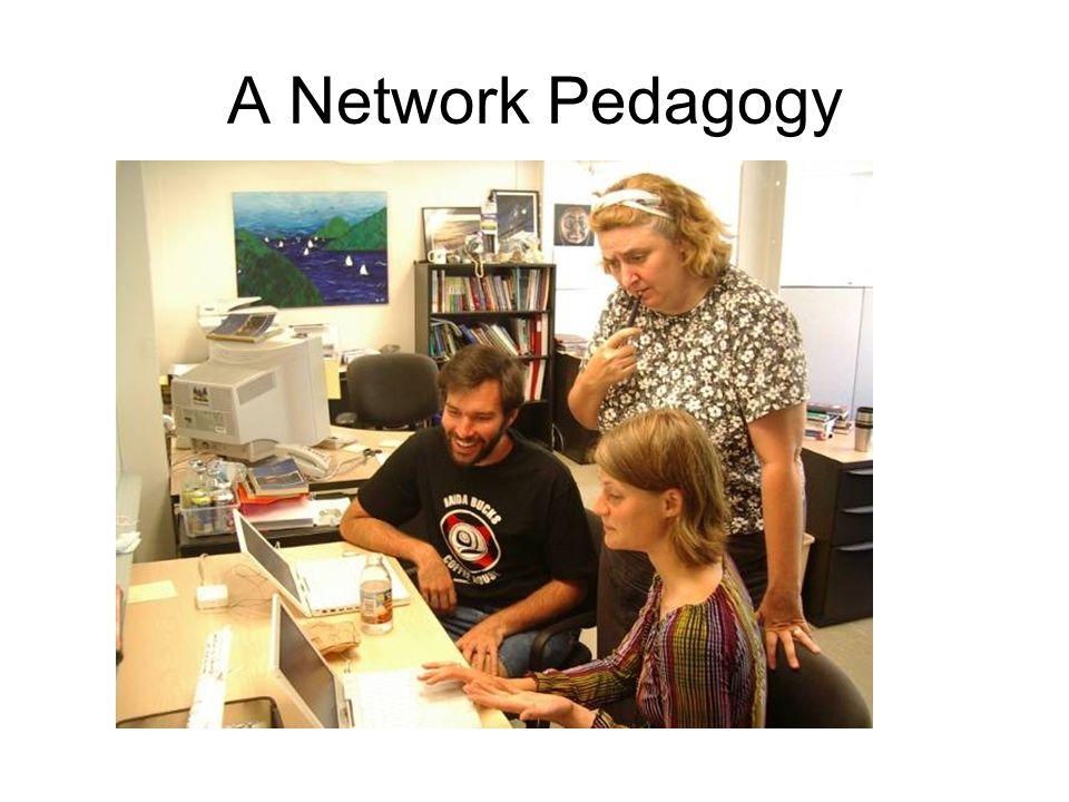 A Network Pedagogy