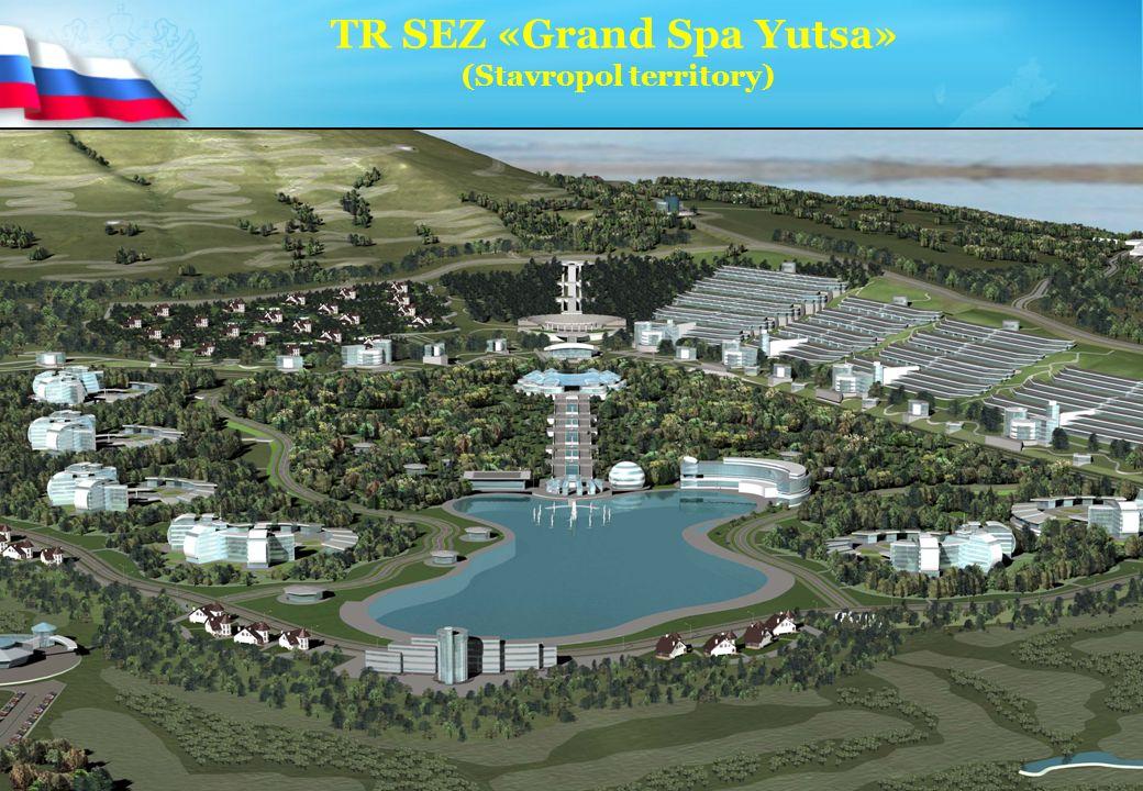 TR SEZ «Grand Spa Yutsa» (Stavropol territory)