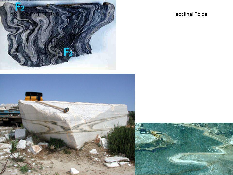 Isoclinal Folds 1.2. ORIENTIERUNG