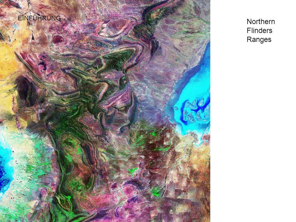 Northern Flinders Ranges EINFÜHRUNG