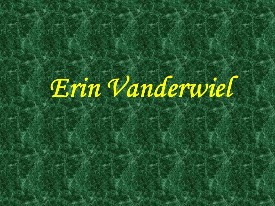 Erin Vanderwiel