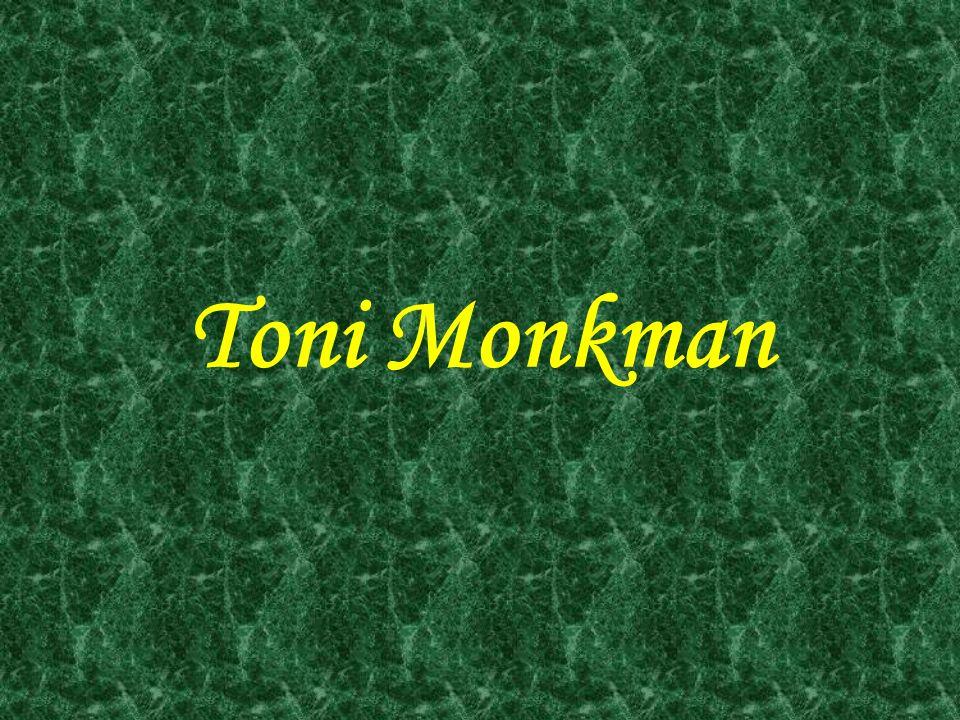 Toni Monkman