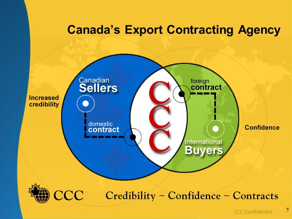 5 Canadas Export Contracting Agency