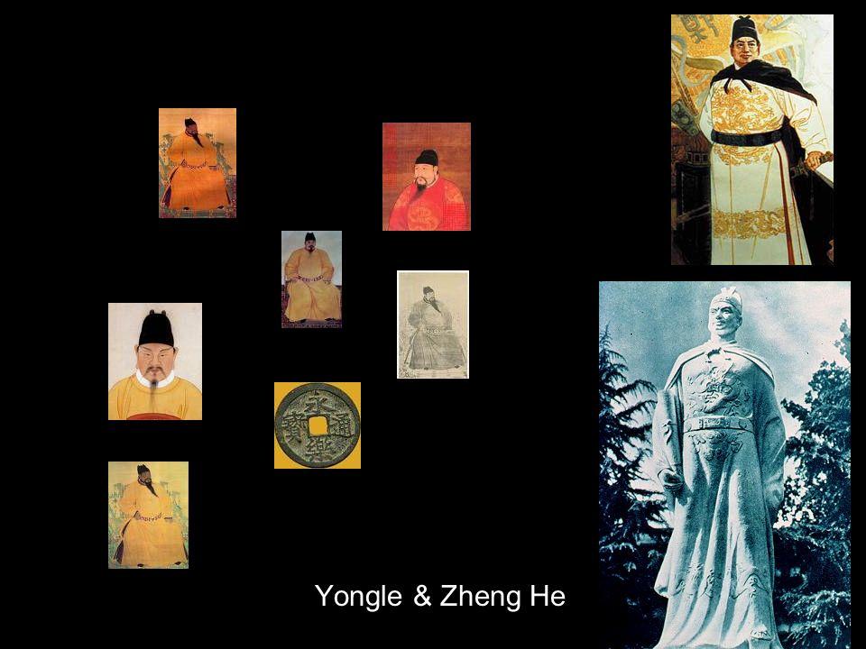 Yongle & Zheng He