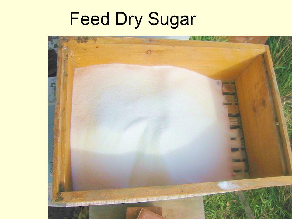 Feed Dry Sugar