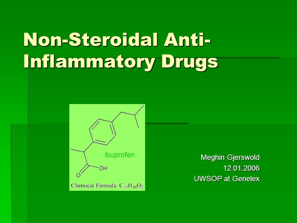 CYP2C9 NSAID substrates: NSAID substrates: celecoxib, diclofenac, etodolac, ibuprofen, indomethacin, meloxicam, naproxen, piroxicam NSAID inhibitors: NSAID inhibitors: diclofenac, etodolac*, ketoprofen, *incredibly weak