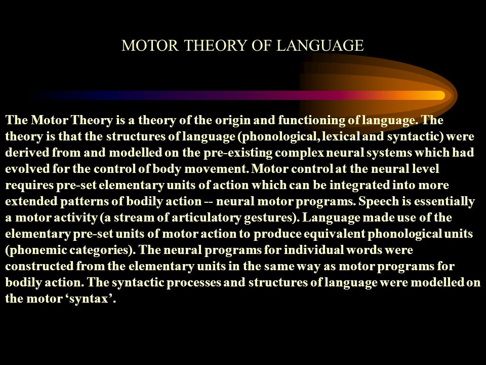 SYNTAX The simplest, most obvious, definition of syntax (returning to the Greek origin of syntax), is that it is the system by which words are put together in any language to convey meaning.