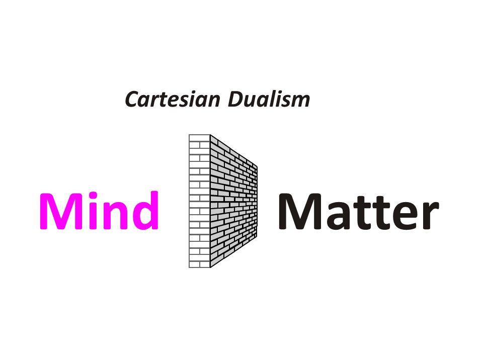 MindMatter Cartesian Dualism