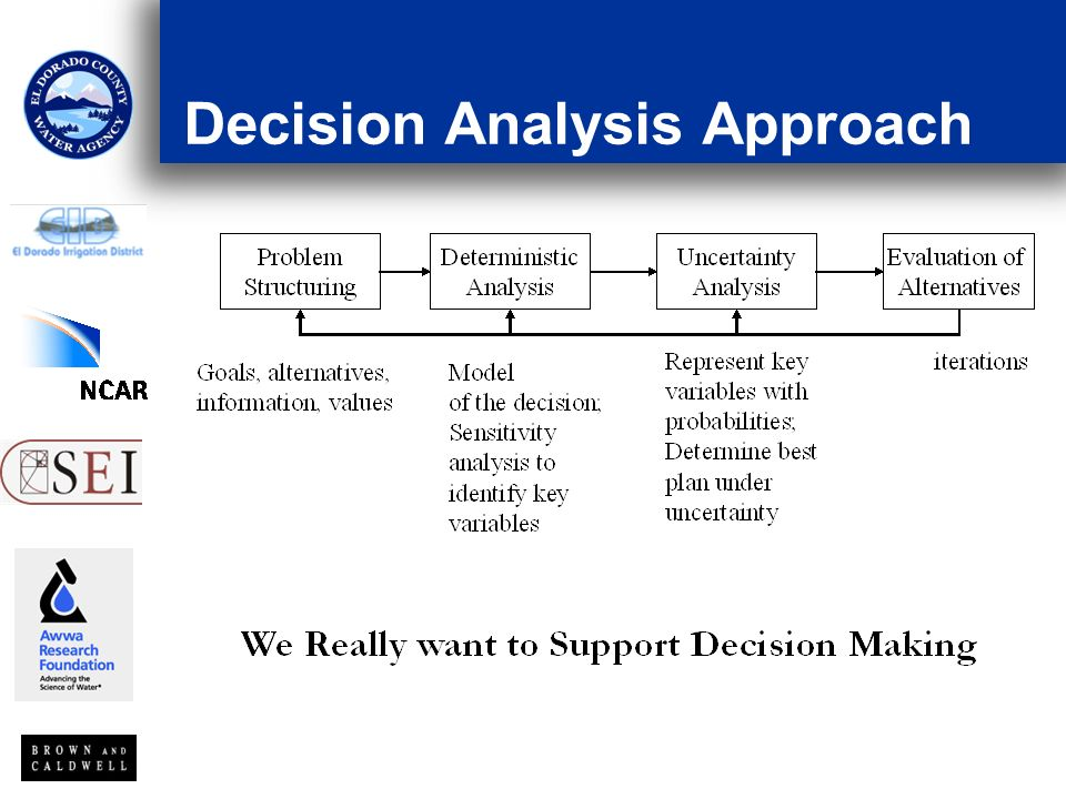 Decision Analysis Approach