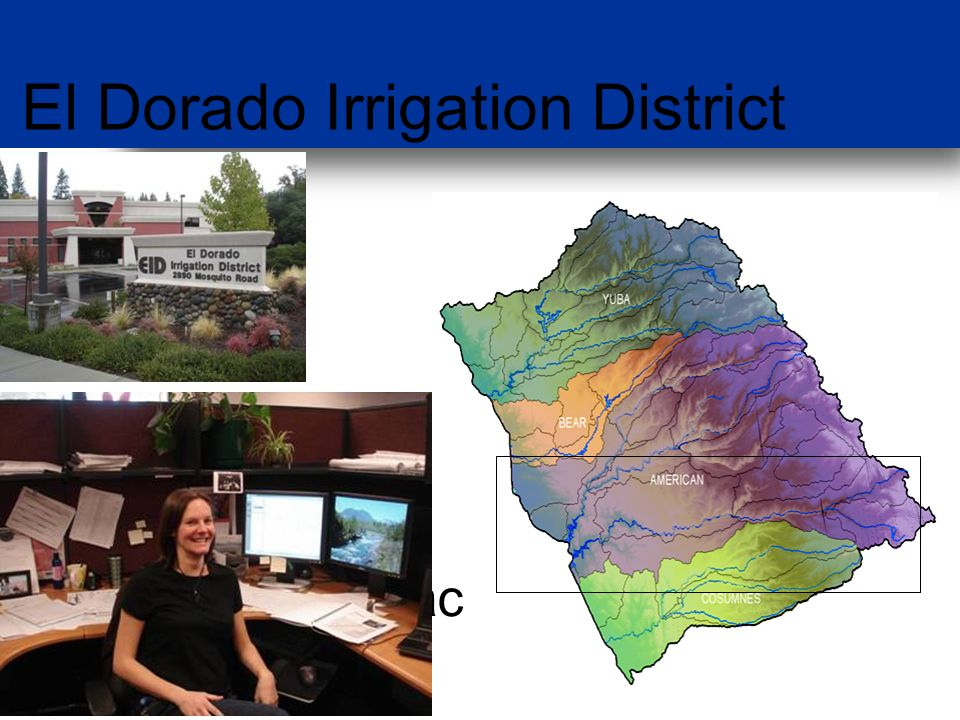 El Dorado Irrigation District Sac