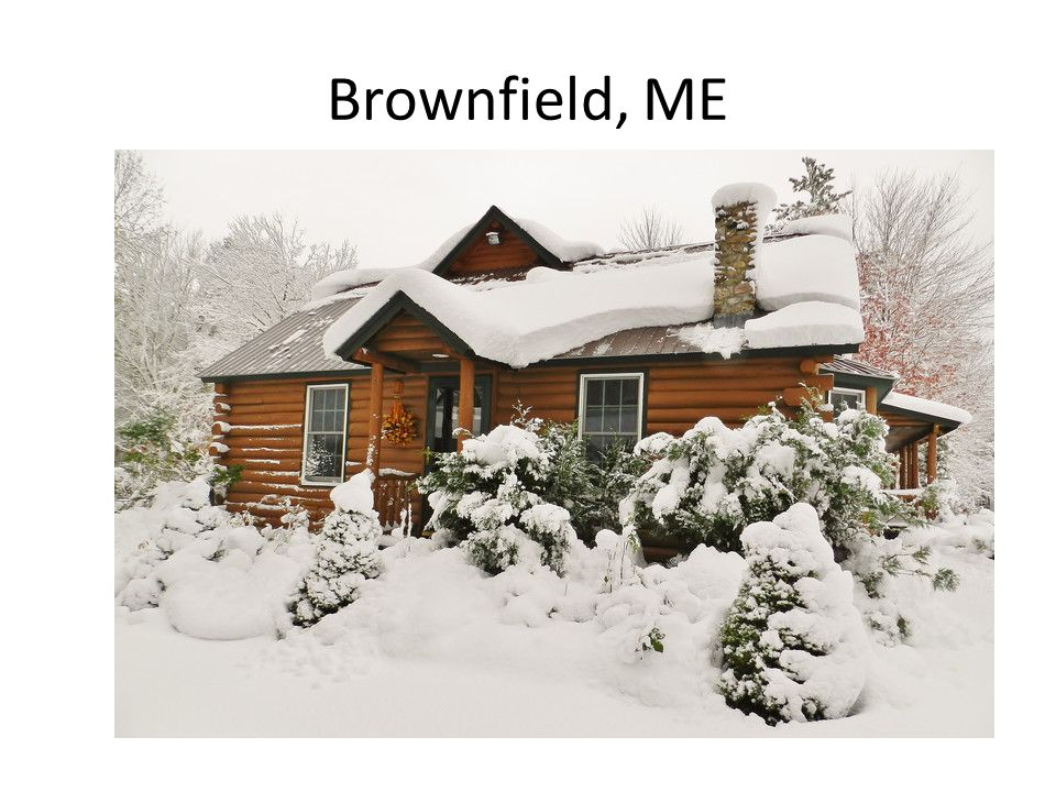 Brownfield, ME