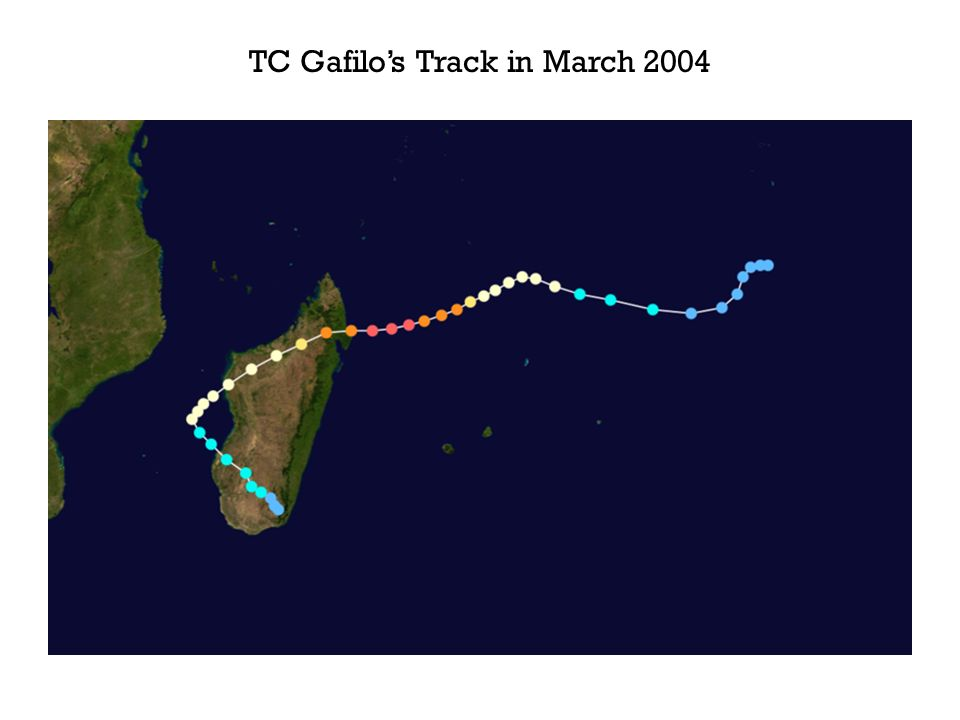 TC Gafilos Track in March 2004