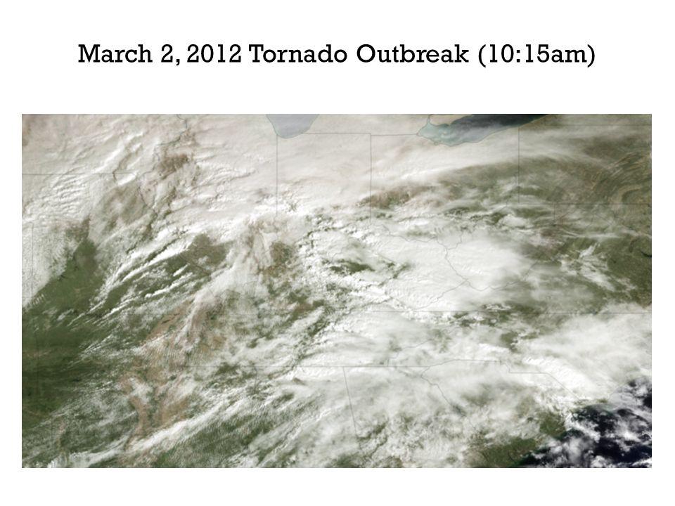 March 2, 2012 Tornado Outbreak (10:15am)