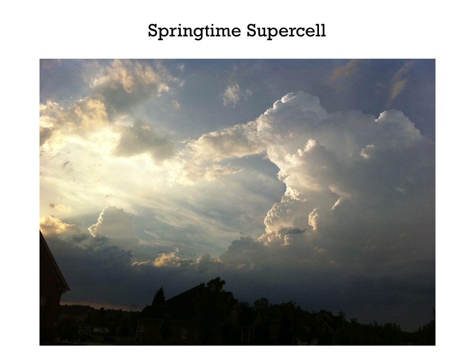 Springtime Supercell