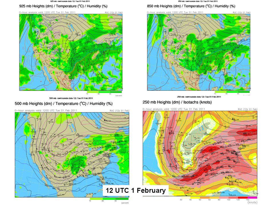 12 UTC 1 February
