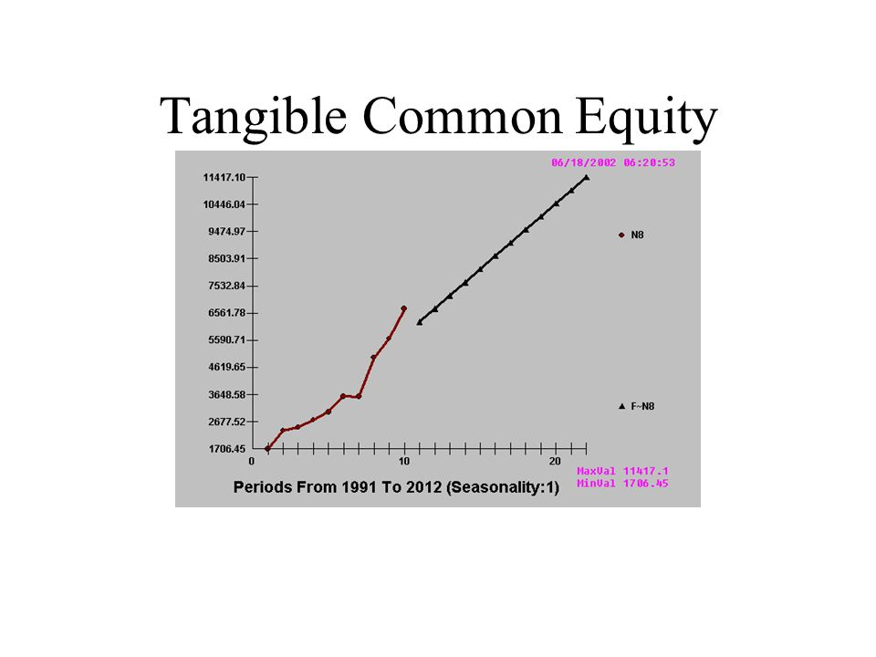 Tangible Common Equity