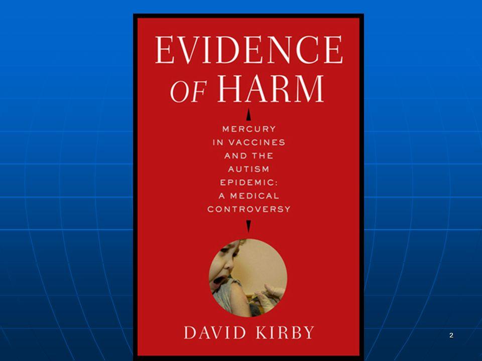 Evidence of Harm 2