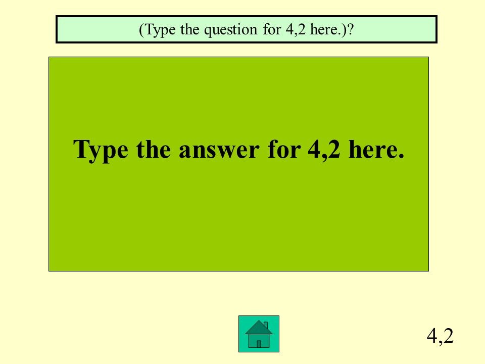 4,1 Type the answer for 4,1 here. (Type the question for 4,1 here.)