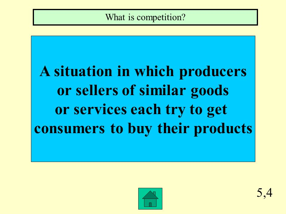 4,4 A direct exchange of goods or services for another without the use of money What is bartering?