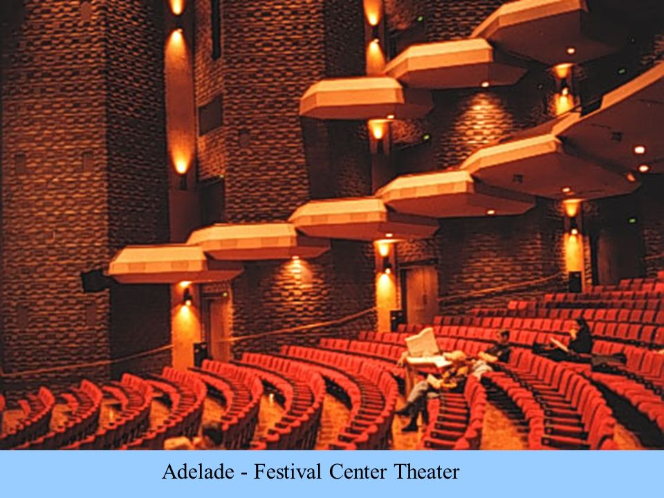 Adelade - Festival Center Theater