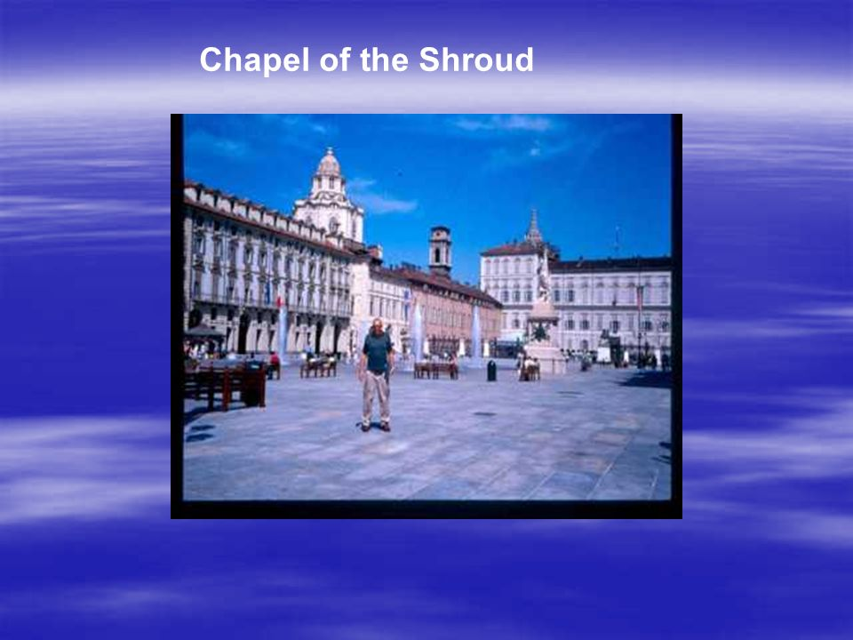 Chapel of the Shroud