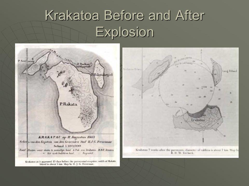 New Volcano – Anak Krakatau - 1983