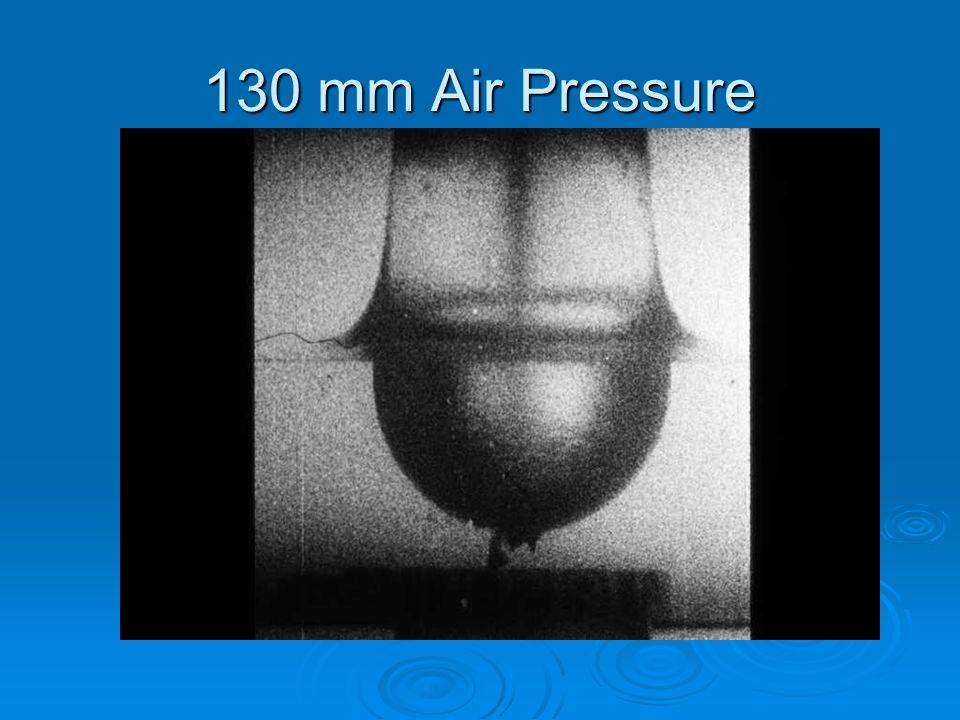 130 mm Air Pressure