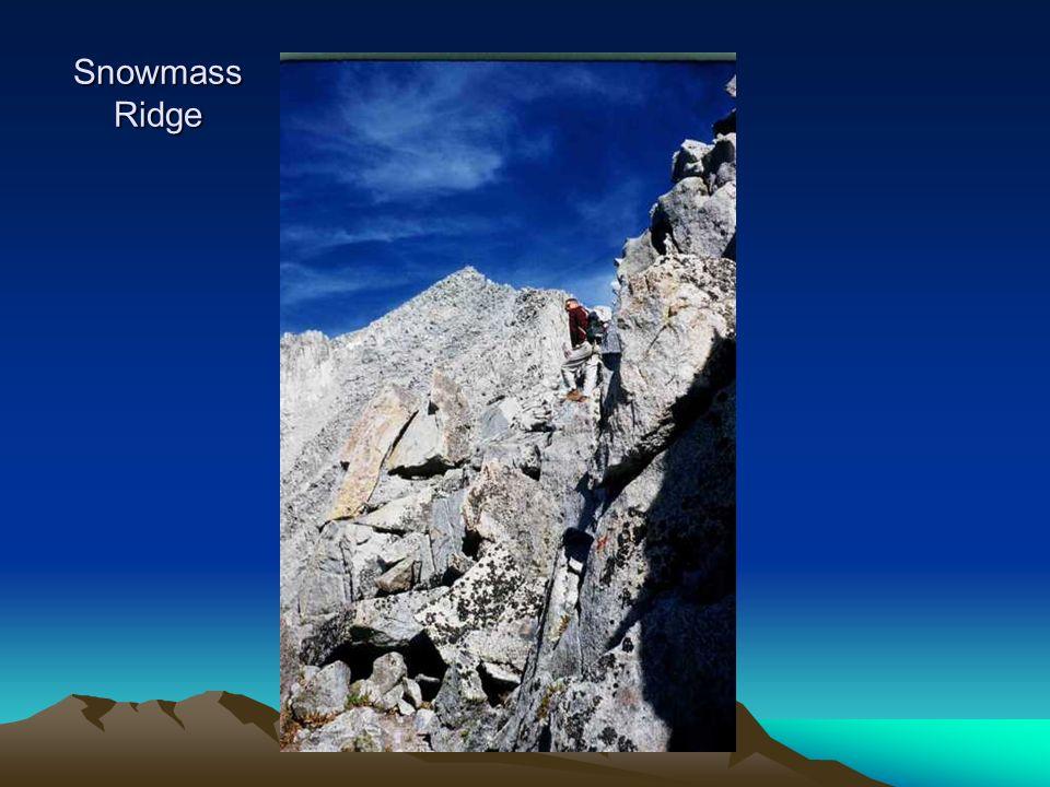Snowmass Ridge