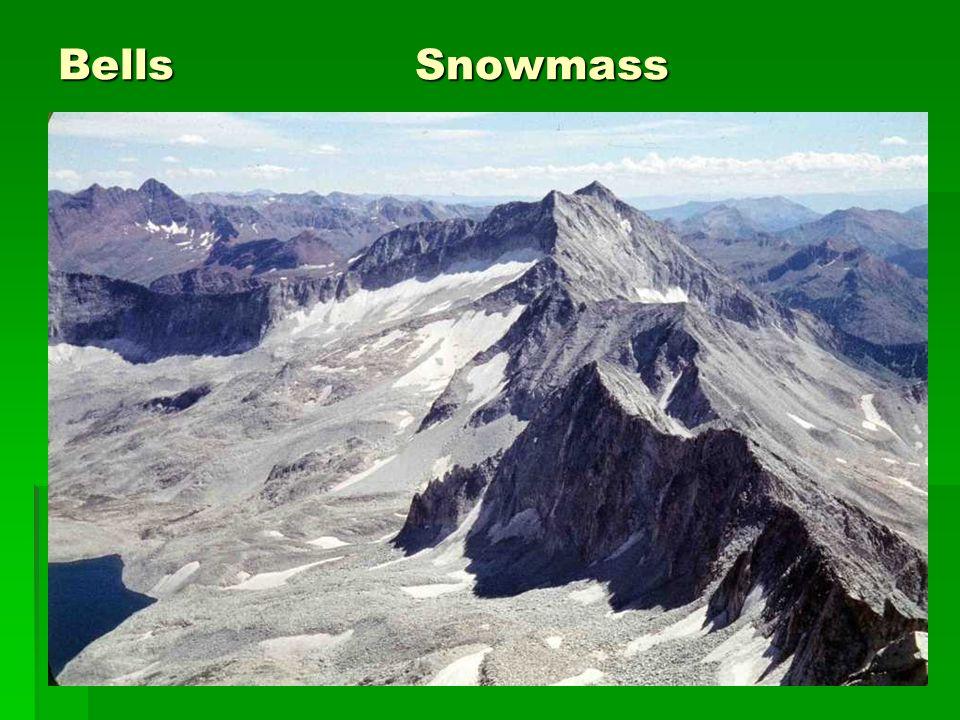 Bells Snowmass