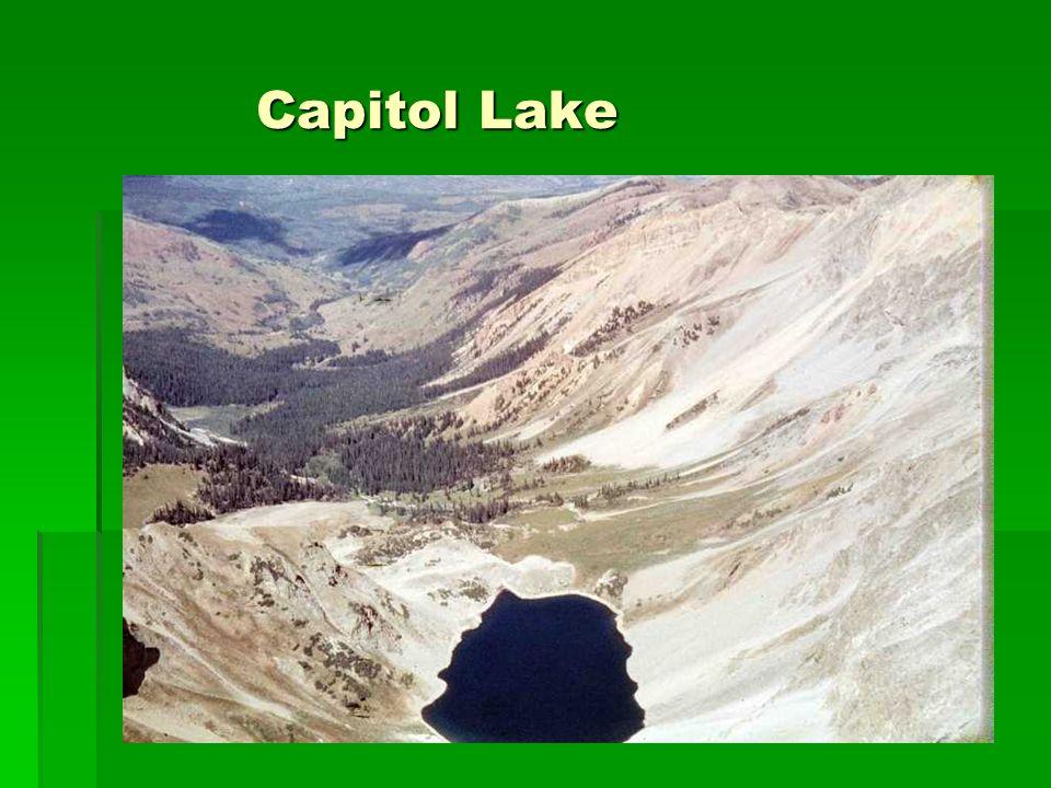 Capitol Lake Capitol Lake