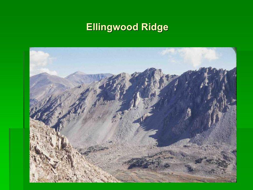 Ellingwood Ridge Ellingwood Ridge