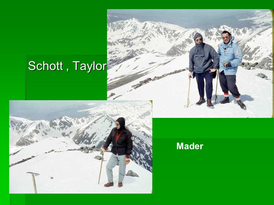 Schott, Taylor Mader