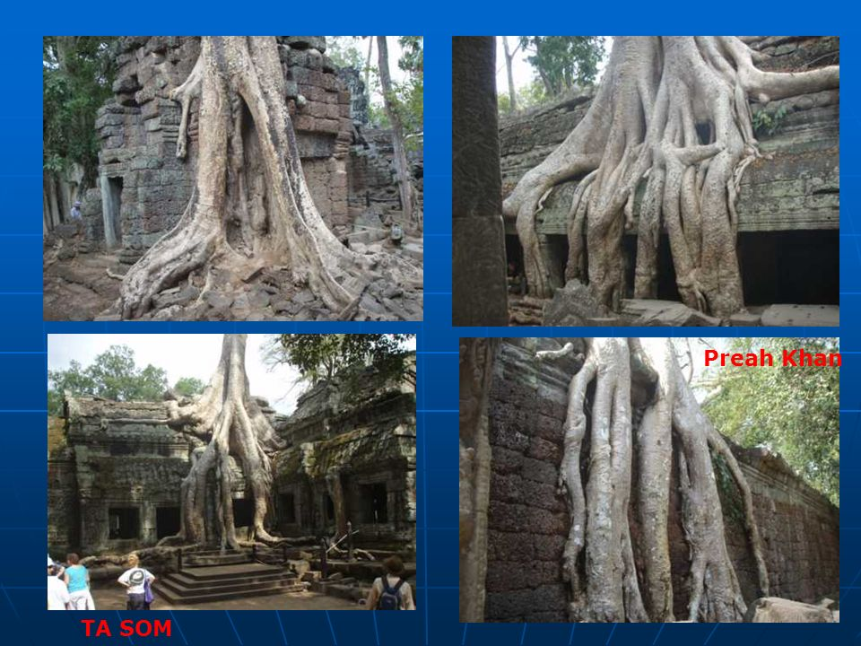 TA SOM Preah Khan