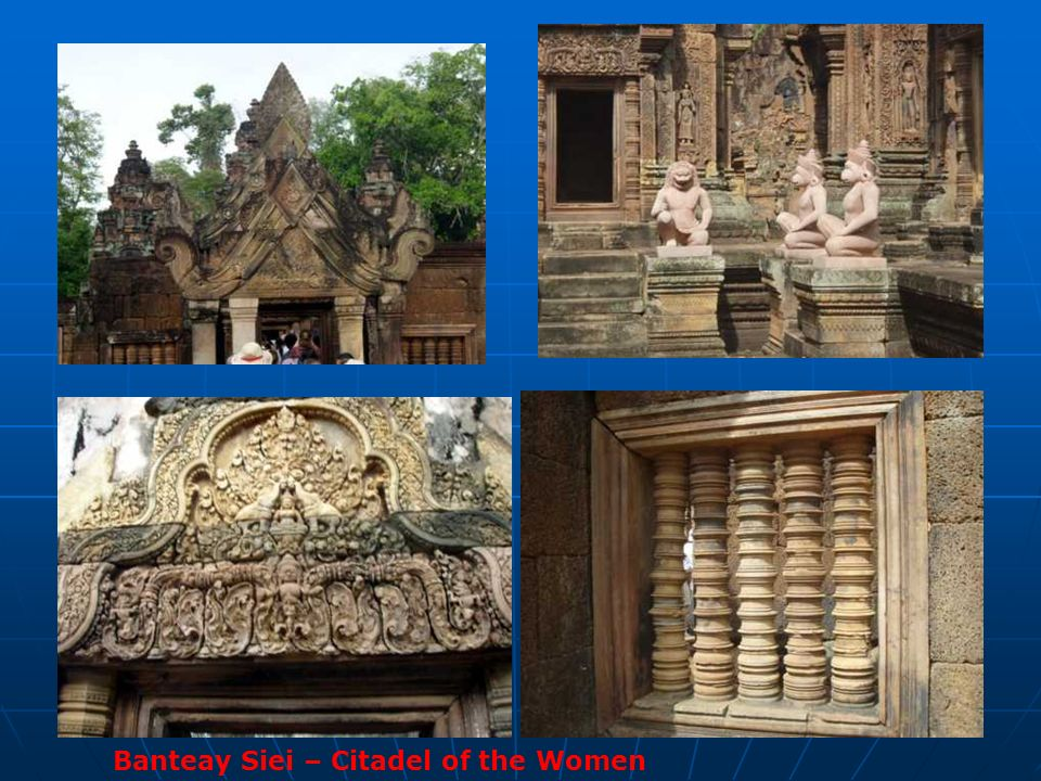 Banteay Siei – Citadel of the Women