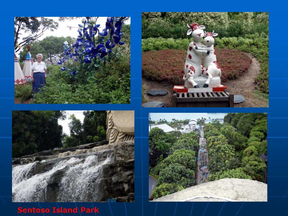 Sentoso Island Park