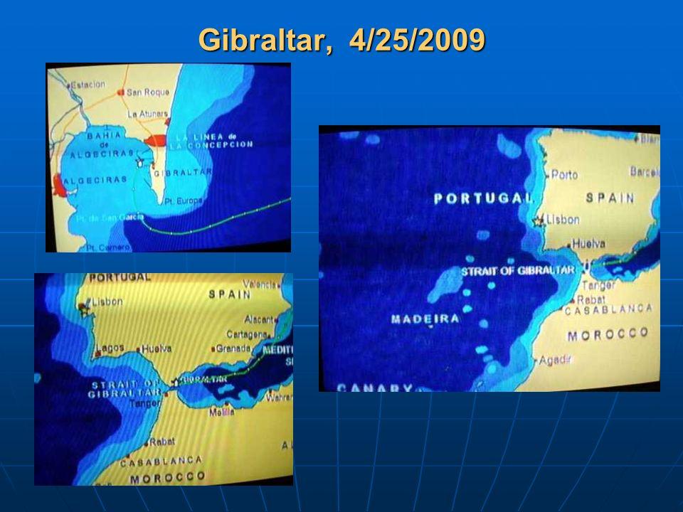 Gibraltar, 4/25/2009