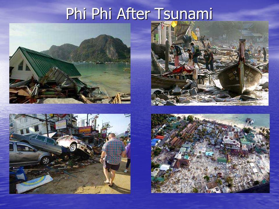 Phi Phi After Tsunami