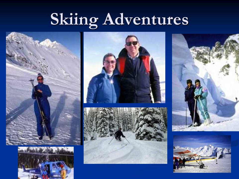 Skiing Adventures