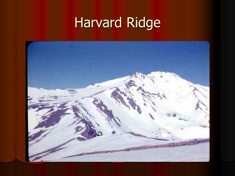 Harvard Ridge