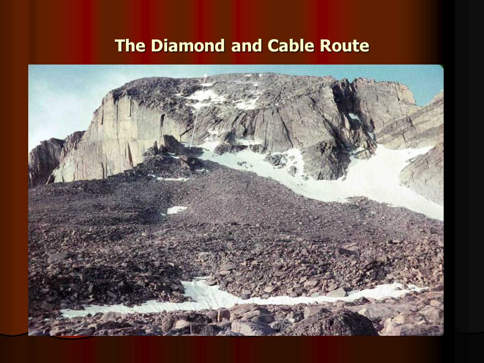 The Diamond and Cable Route
