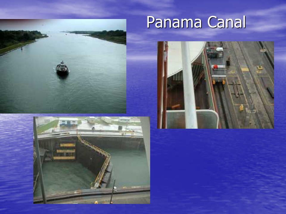 Panama Canal Panama Canal
