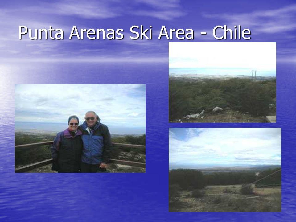 Punta Arenas Ski Area - Chile