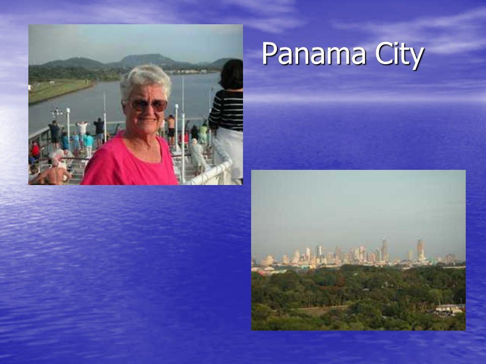 Panama City Panama City