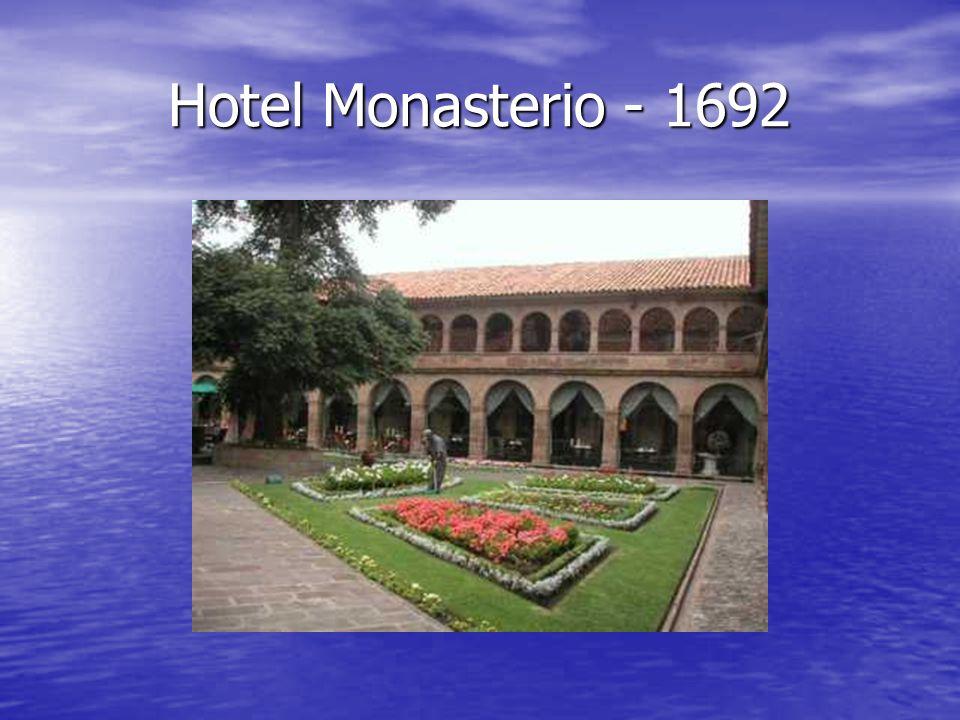 Hotel Monasterio - 1692 Hotel Monasterio - 1692