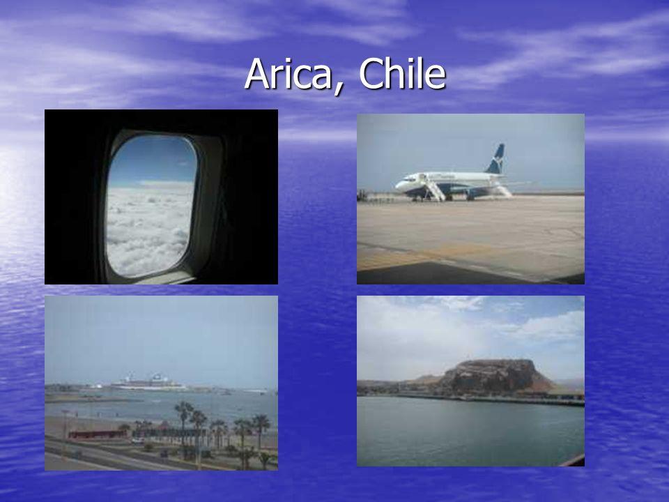 Arica, Chile Arica, Chile