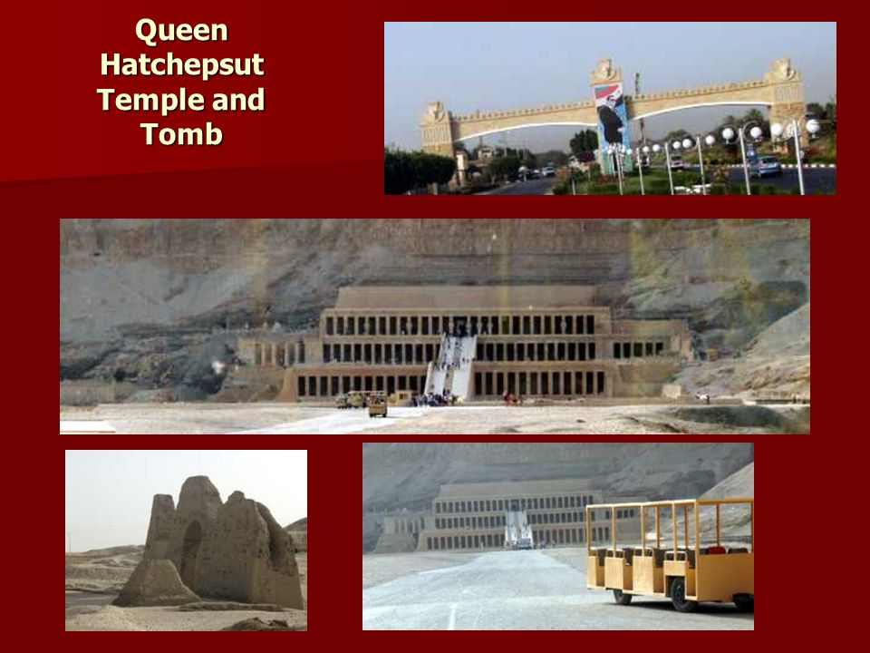 Queen Hatchepsut Temple and Tomb