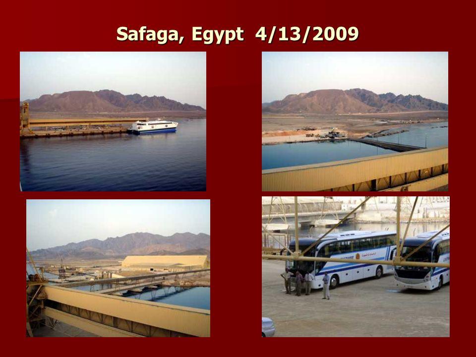 Safaga, Egypt 4/13/2009