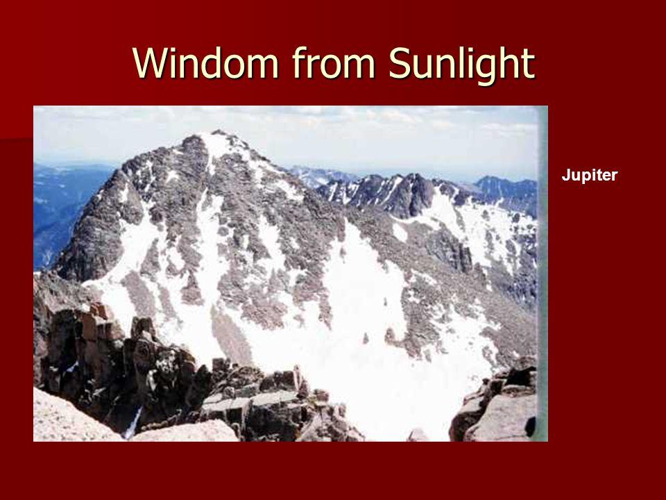 Windom from Sunlight Jupiter