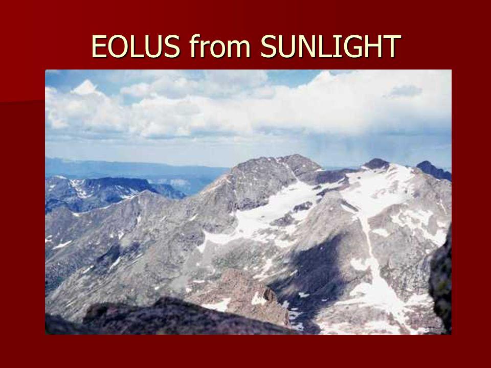 EOLUS from SUNLIGHT