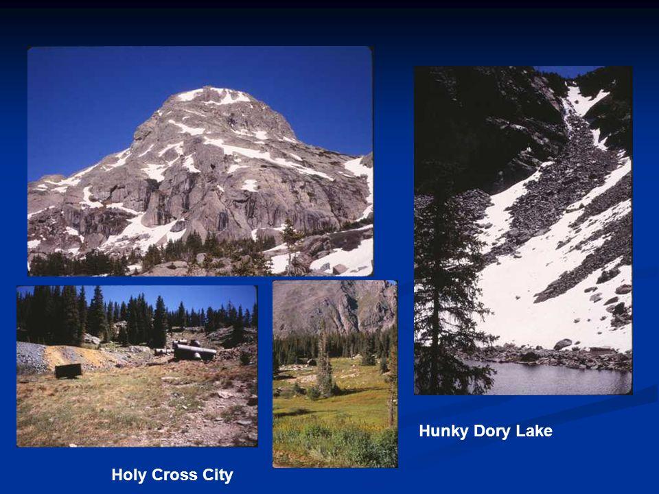 Hunky Dory Lake Holy Cross City